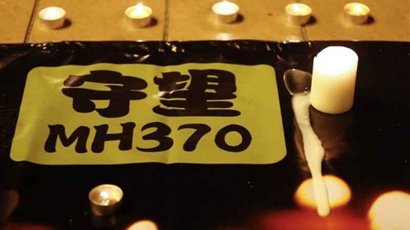 Flight MH370 disappeared on March 8, with 12 crew members and 227 passengers [AP]