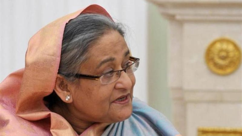 The US has called for Bangladesh's leaders to work through their bitter divisions in the impoverished country [EPA]