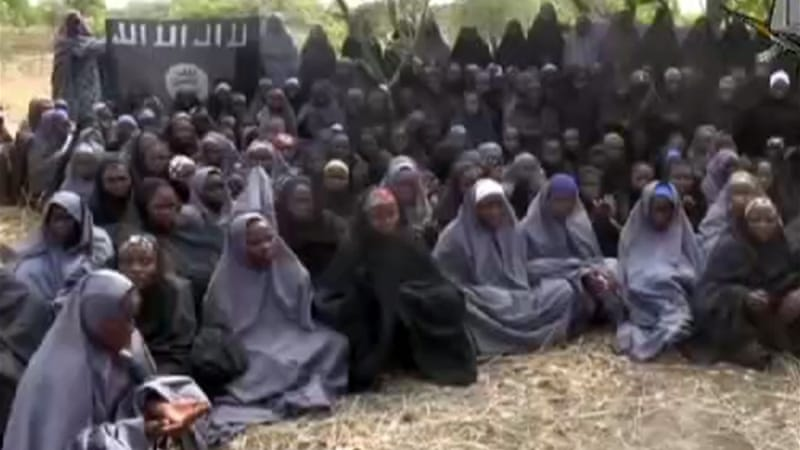 Police on Monday banned protests over the schoolgirls kidnapped by Boko Haram [Al Jazeera]