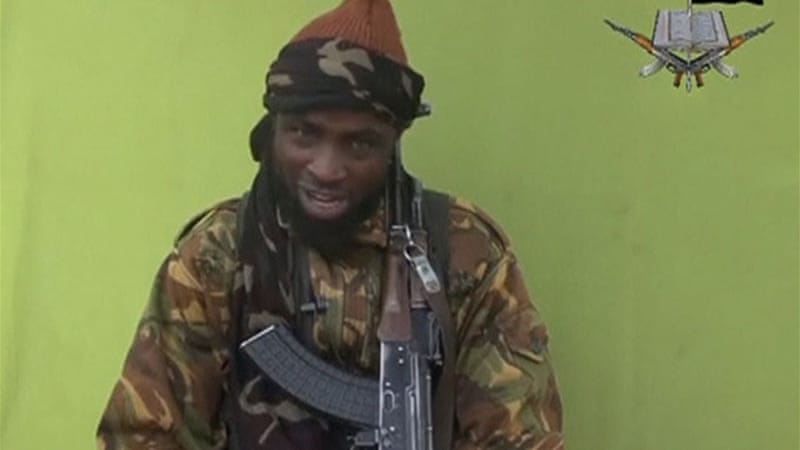Boko Haram leader Abubakar Shekau offered to release the girls in exchange for prisoners [Reuters]
