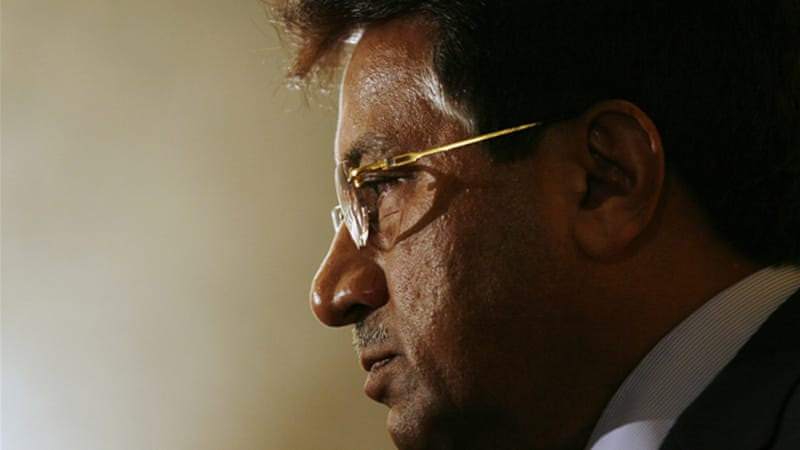 Musharraf has repeatedly denounced the trial as a 'vendetta' against him [Reuters]