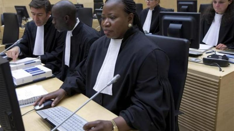 Bensouda said the preliminary examination did not mean that an investigation had been started [AP]