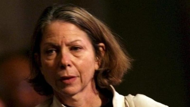 Jill Abramson was the first female executive editor in the paper's 160-year history [EPA]