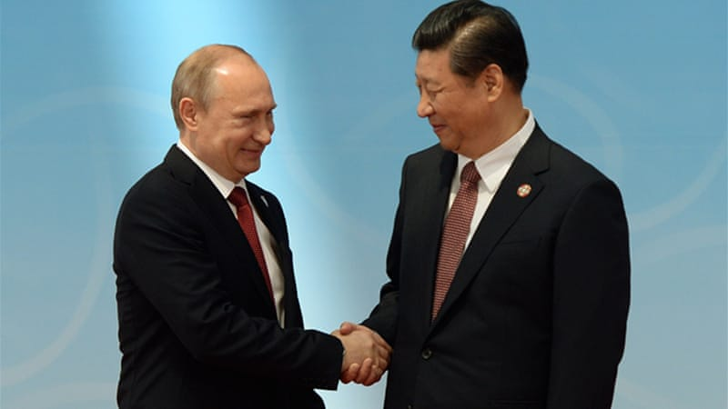 China and Russia sign gas deal worth $400bn | News | Al ...