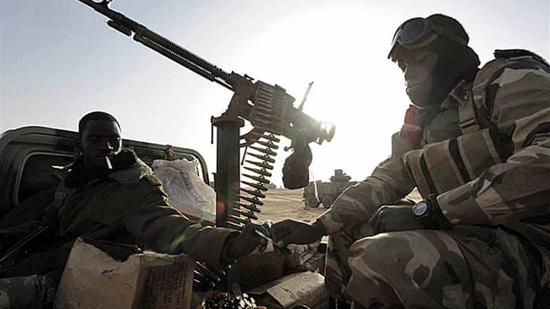 A Tuareg uprising in northern Mali last year plunged the country into chaos [AP]