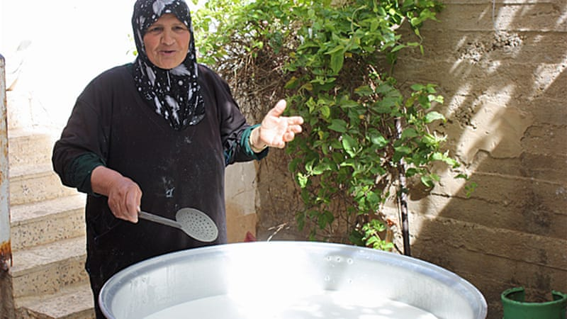 Women keep Jordan's traditions alive | Iraq News | Al Jazeera
