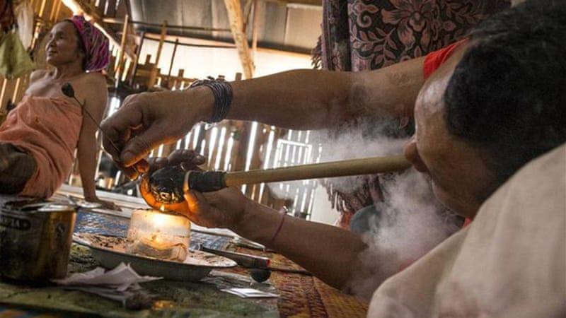 Laos' forgotten opium addicts | Laos | Al Jazeera