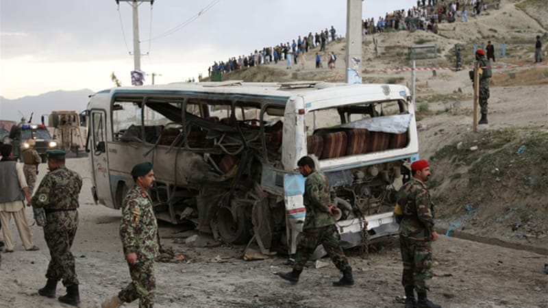 The Taliban claimed responsibility for the attack. [AP]