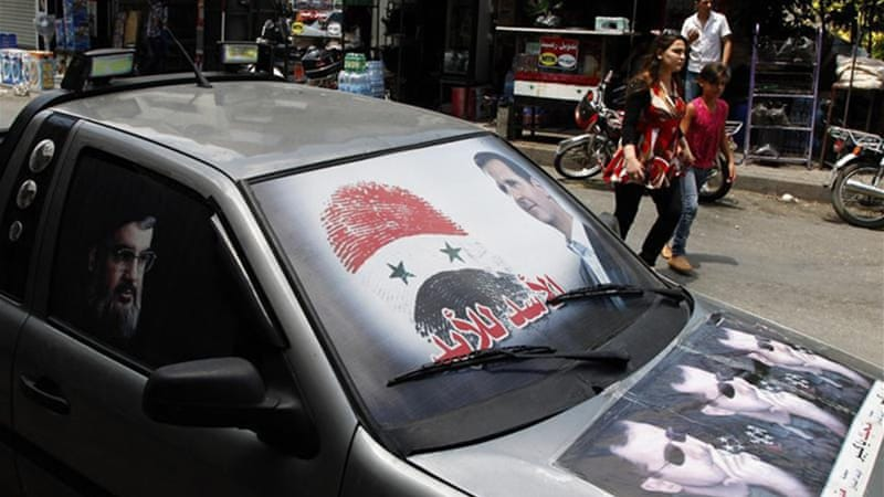 Fear of rebel advances in Latakia has boosted support for President Bashar al-Assad's military campaign [Reuters]