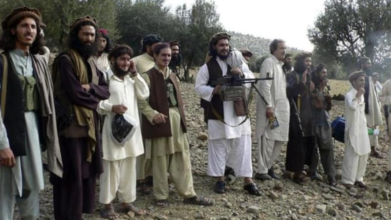 The Mehsud group is separating from the TTP for ideological reasons [AP]