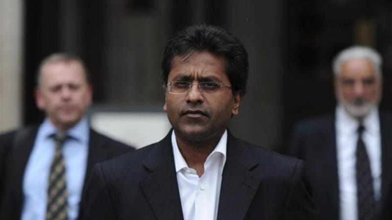 Lalit Modi was key person in founding the IPL, now a multi-billion-dollar industry [AFP]