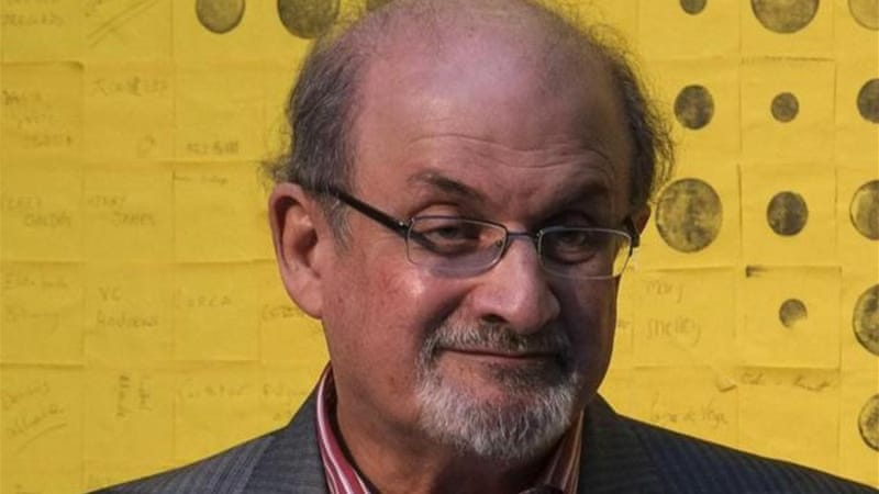 Rushdie says India is in the danger of betraying the legacy of its founding fathers [AFP]