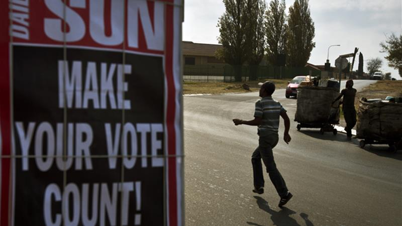 Why aren't South Africa's born frees voting?