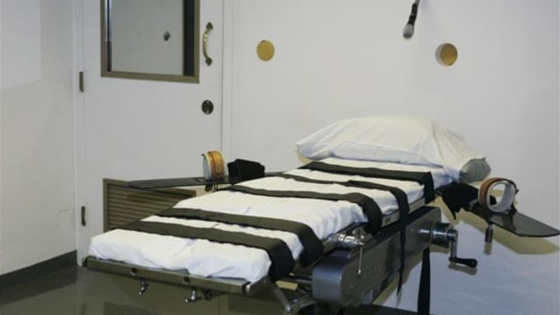 Death penalty states are reluctant to reveal the sources of lethal injection drugs [AP]