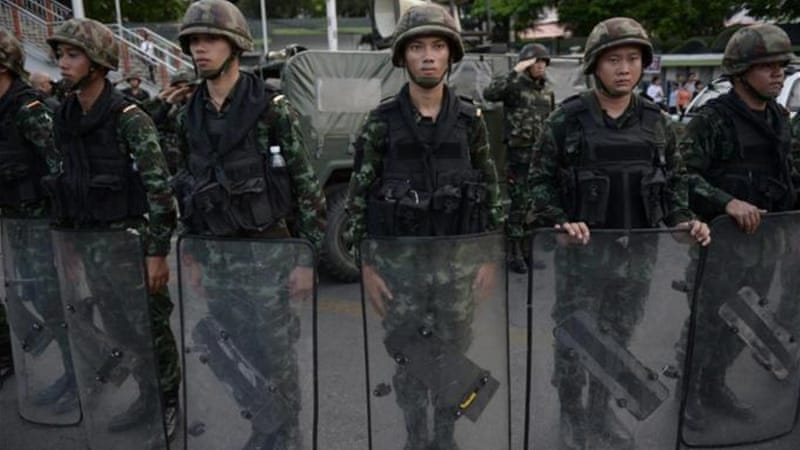 Thai army lifts nationwide curfew | News | Al Jazeera