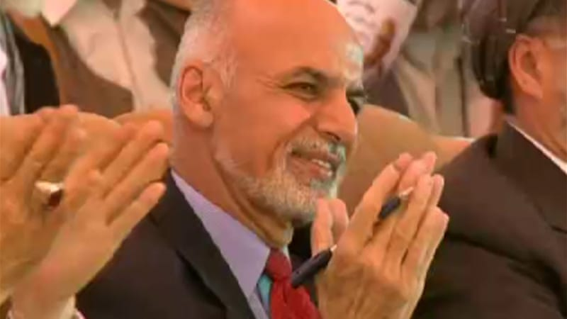 Ghani has called on Abdullah to refrain from creating 'doubts' in the electoral process [Al Jazeera]