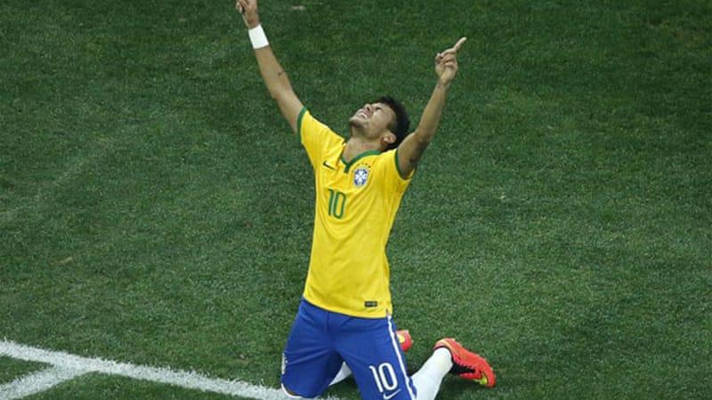 Neymar Gewicht