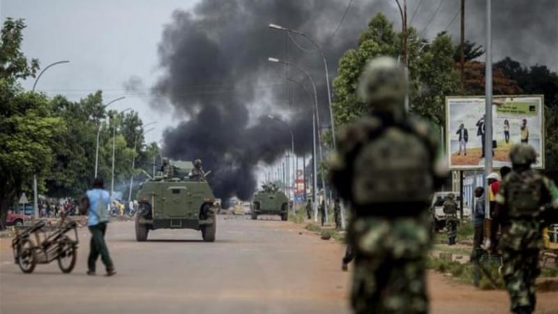 Reports say the heavily armed group from DRC was defeated after five days of heavy fighting in Burundi [AFP]