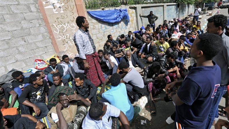 Image result for eritrean refugees