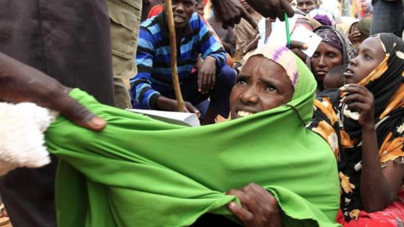 Thousands of Somalis fled to Dadaab camp in Kenya after the civil war that broke out in Somalia in 1991 [Reuters]
