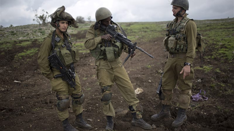 Israel unilaterally annexed the Golan Heights in 1981, in a move that has not been internationally recognised [AP]