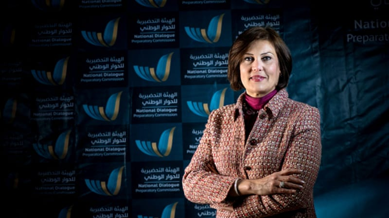 Bugaighis's campaigning for women's rights brought her into conflict with religious conservatives [AP]