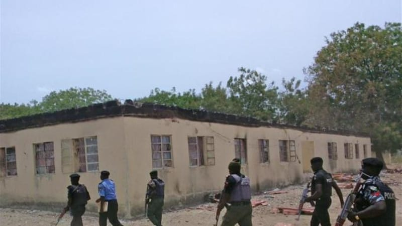 Boko Haram is believed to be in control of Borno state as well as parts of neighbouring Yobe state [File: AP]