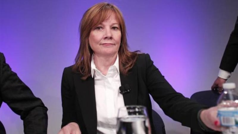 GM chief executive Mary Barra called the report 'brutally tough and deeply troubling' [Getty Images]