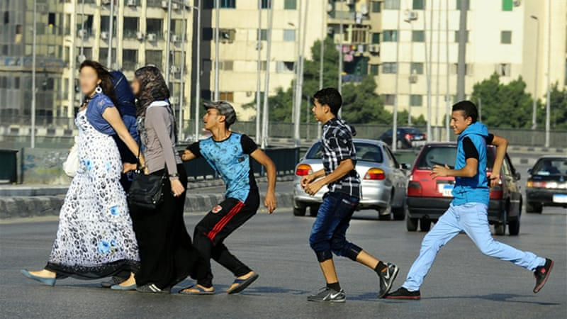 A decree issued last week made sexual harassment a crime in Egypt [File - AP]