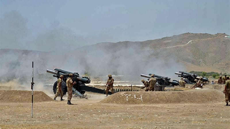Some experts feel North Waziristan operation is going to be a fierce, bloody, and prolonged battle [Photo - ISPR]