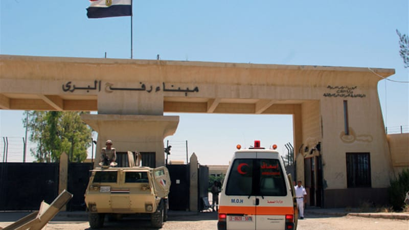 The Rafah crossing is the only access point to the Gaza Strip not controlled by Israel [File: Al Jazeera]