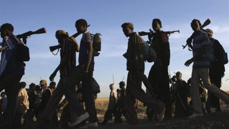 The 10-month civil war in South Sudan displaced two million people and left thousands dead [Reuters]