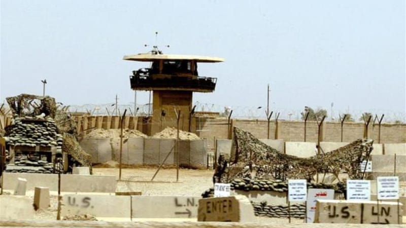 Hundreds of inmates escaped from Abu Ghraib prison, west of Baghdad, last year in a similar attack [AFP]
