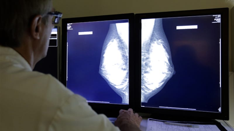 In Lebanon, approximately 1,750 women are diagnosed with breast cancer annually [Reuters]