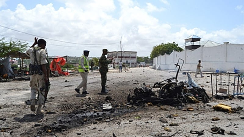 Al-Shabab claimed responsibility for the attack which left at least five people dead [Al Jazeera]
