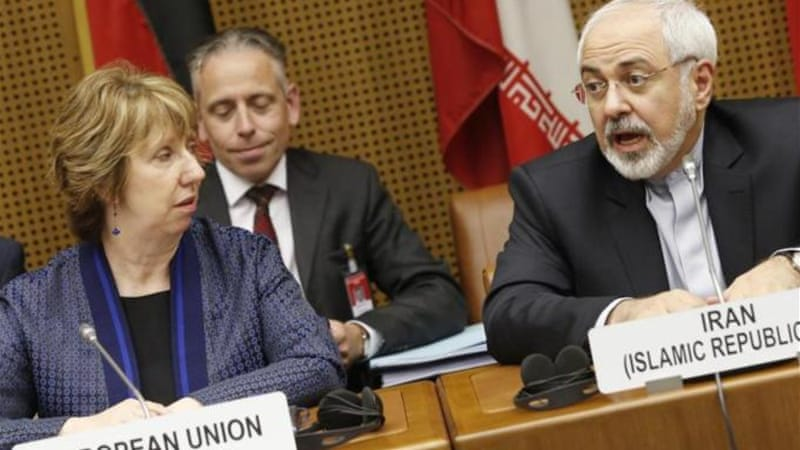 One key issue that remains in Iran's nuclear negotiations is uranium enrichment [AFP]