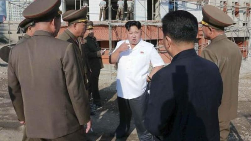 The 31-year-old Kim Jong-un has gone missing from public view before [Reuters]