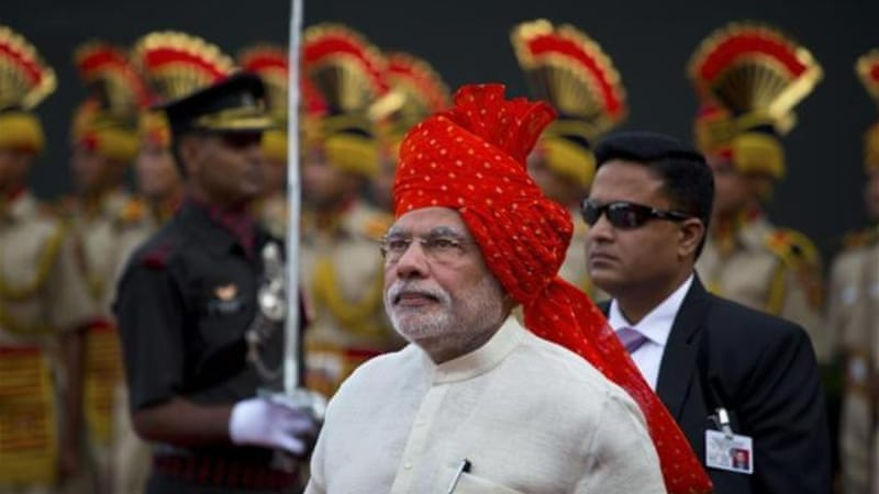 India's Modi vows to modernise governance
