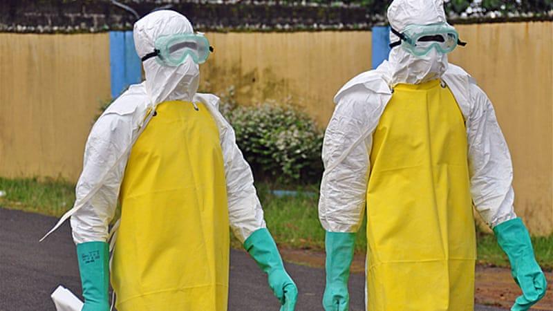 Hazmat Suit Ebola