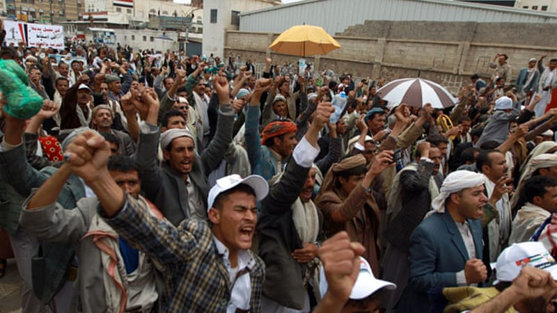 Three days of talks last week between authorities and the Houthi rebels failed to reach a deal [AFP]