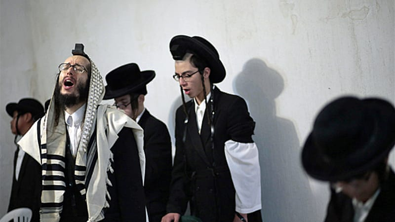 Founded in the 1980s by Israeli Shlomo Helbrans, the Lev Tahor practice an austere form of Judaism [Reuters]