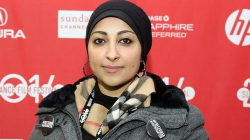 Maryam al-Khawaja has criticised Bahrain's authorities for their response to Shia-led protests [Getty Images]