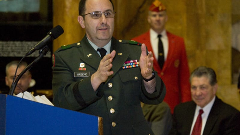 Major General Harold Greene is the most senior US soldier to have been killed during the Afghan conflict [File -EPA]