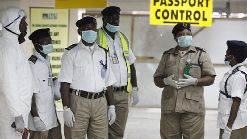 On Friday, Nigeria became the third African country to declare national emergency due to the Ebola virus [AP]