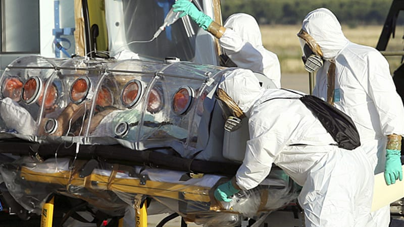Ebola drug manufacturer said in a statement on Monday that its supply had been exhausted [AP]