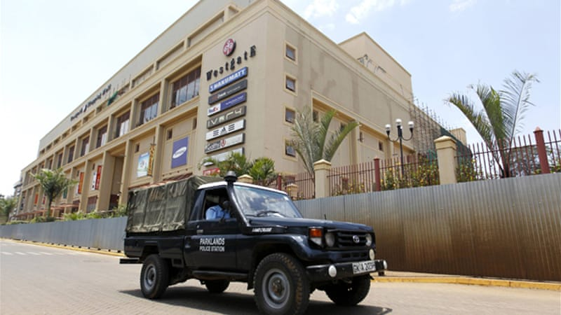 Kenyan security agencies have been on alert following the attack on Nairobi's Westgate mall last year [Reuters]