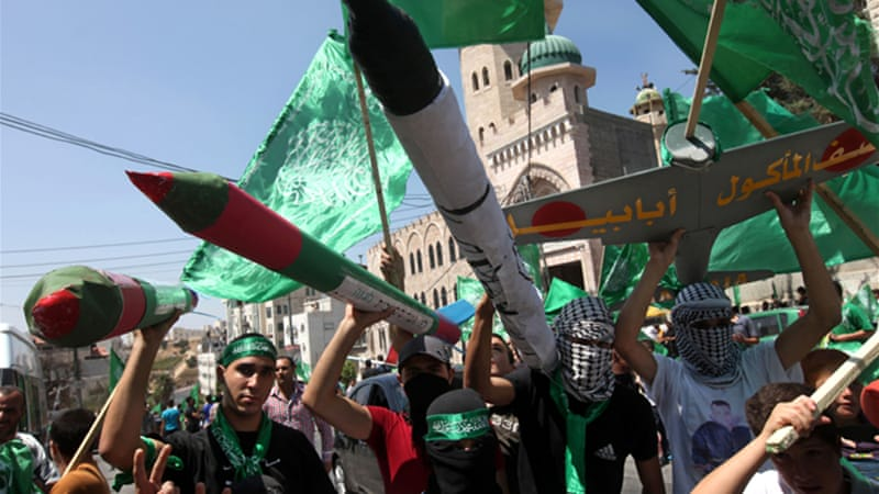 Hamas has fought three wars against Israel while Fatah has pursued on-off talks [EPA]