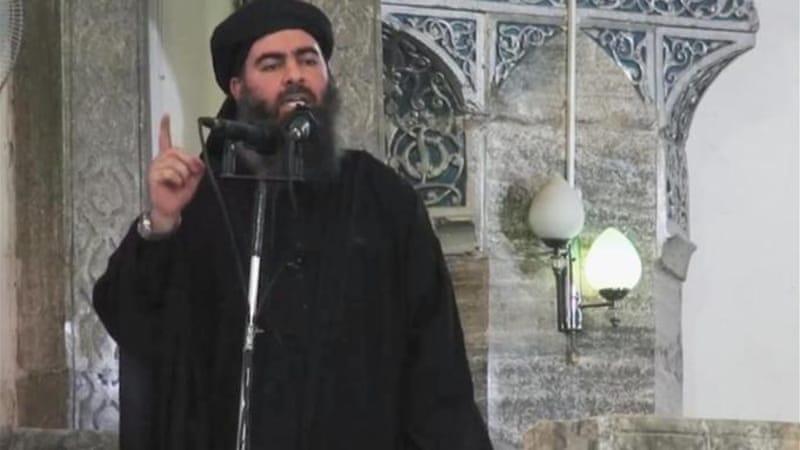 Lebanon detains wife and son of Al-Baghdadi