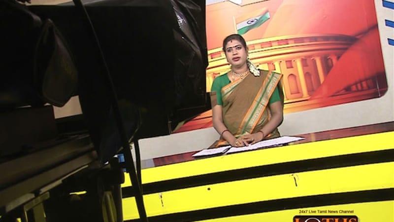 India gets first transgender news anchor | News | Al Jazeera