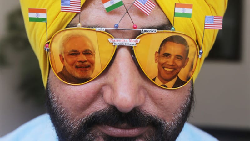 President Barack Obama will host a private dinner at the White House to spend some quality time with Modi [EPA]